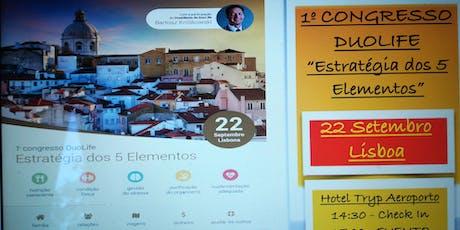 1º CONGRESSO DUOLIFE - Portugal (VIP CONVIDADOS) billets
