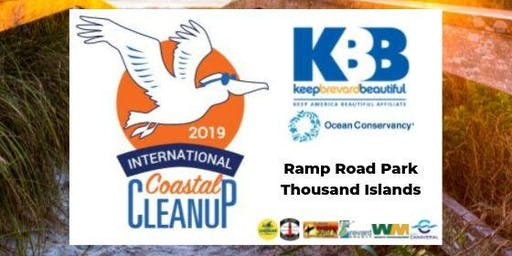 2019 International Coastal Cleanup - Ramp Road Park/1000 Islands