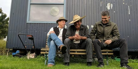 Americana Charting band Jeffrey Halford & the Healers Perform Live on 9/8! tickets