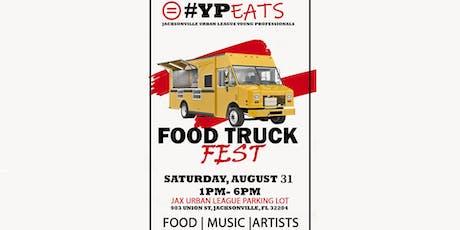 #YPEats Food Truck Fest tickets