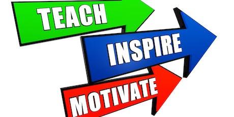 Student Motivation Strategies tickets
