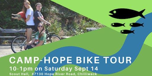 Camp-Hope Slough Bike Tour 2019