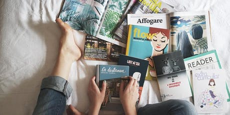 Mags to Riches: Magazine Writing 101  tickets