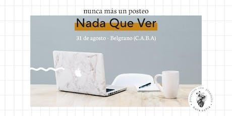 Marketing + Redes Sociales: Vendé aplicando el #MarketingDelBien entradas