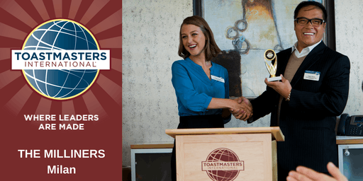 Learn Public Speaking (in English) - Toastmasters The Milliners Club