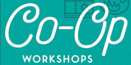 WORKSHOP: Sewing Machine Basics tickets