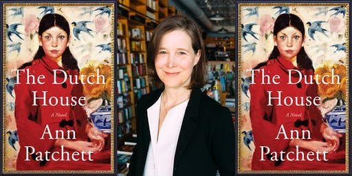 Salon@615 with Ann Patchett