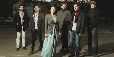 Phoebe+Hunt+%26+the+Gatherers+w-Roy+Williams