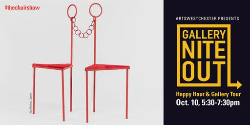 October Gallery Nite Out: Happy Hour & Gallery Tour