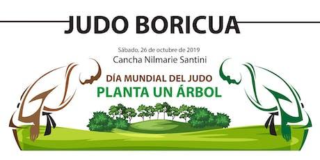Día Mundial del Judo 2019 - Tema de este año: Planta un árbol boletos