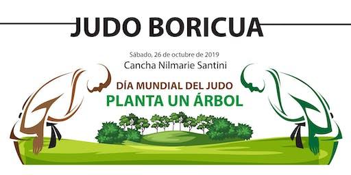 Día Mundial del Judo 2019 - Tema de este año: Planta un árbol