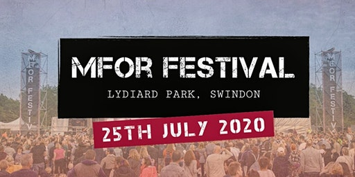 MFor 2020 - A one day family friendly music festival. Under 5's go FREE