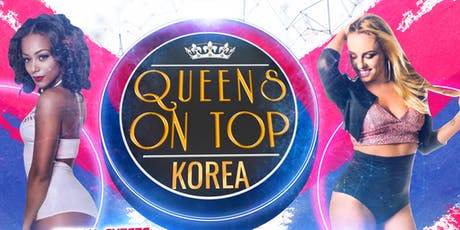 QUEENS ON TOP KOREA Dance Contest tickets