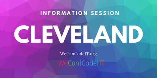 Cleveland Coding IN-PERSON ONLY Bootcamp Information Session