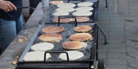 Pancake Celebration for Alberta's birthday tickets
