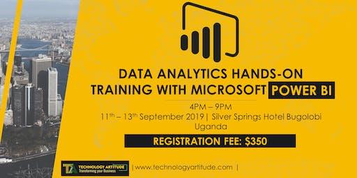 Data Analytics with Power BI Hands-on Training