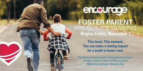 November Foster Parent Pre-Service Training tickets