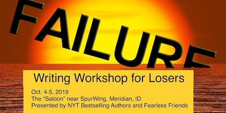 Writing Workshop for Losers tickets