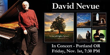 An Evening at the Piano with David Nevue tickets