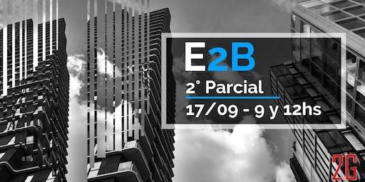 ESTRUCTURAS 2B | 2°Parcial