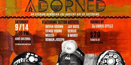 Redd Linen Night Presents: ADORNED tickets