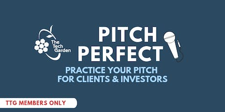 Pitch Perfect Workshop tickets