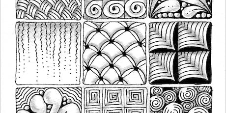 Find Your Zen with Zentangle tickets