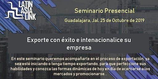 EXPORTE CON ÉXITO E INTERNACIONALICE SU EMPRESA