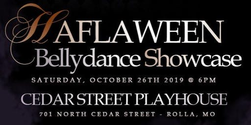 Na'ava Sands Presents Haflaween Bellydance Showcase!