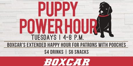 Puppy Power Hour tickets