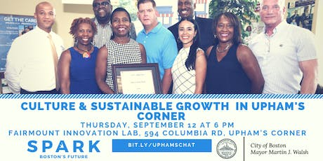 Culture & Sustainable Growth In Upham's Corner tickets