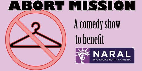 Abort Mission: A comedy benefit tickets