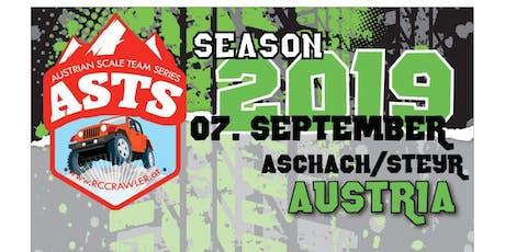 3. ASTS Lauf in Aschach / Steyr - powered by Team Grasshopper Tickets