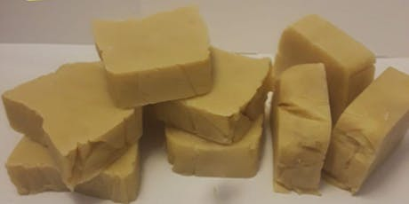 Handcrafted Organic Body Soap Making Class tickets