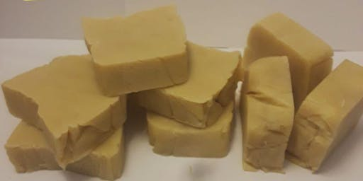 Handcrafted Organic Body Soap Making Class