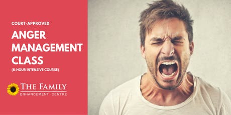 1-Day Anger Management Course tickets