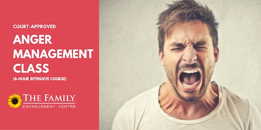 1-Day Anger Management Course