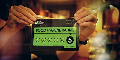 Gain or Retain a level 5 food hygiene rating
