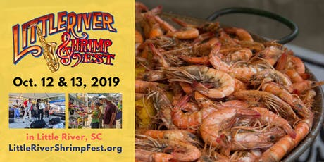 Little River ShrimpFest 2019 tickets