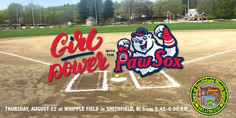 Girl Power with the PawSox tickets