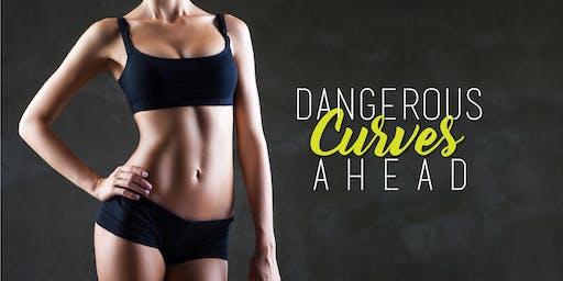 Dangerous Curves Ahead- Emsculpt Event
