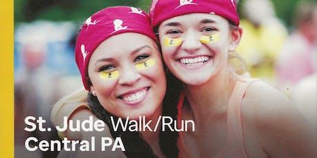 Central PA St Jude Walk/Run 5K tickets