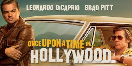 "Pop-Up Tour: Historic Hollywood as seen in ""Once Upon a Time in Hollywood"" tickets"