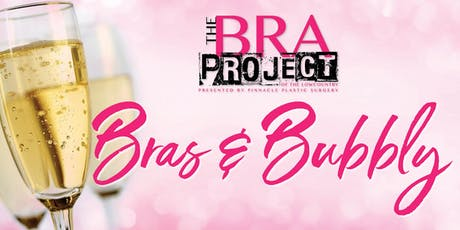 Bras & Bubbly Event tickets