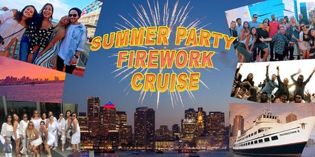 Fireworks Cruise - End Summer with a harbor celebration tickets
