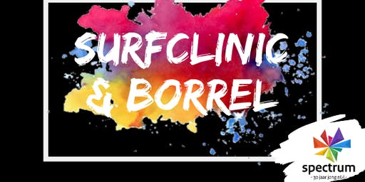 Surfclinic & borrel