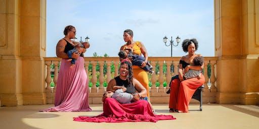 Black breastfeeding week  Evening celebration!
