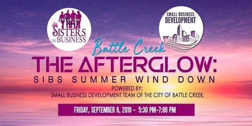Sisters In Business Afterglow Meetup