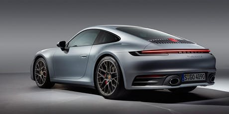 Porsche 911 Launch tickets