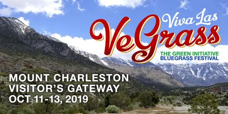 Viva Las VeGrass - The Green Initiative Bluegrass Festival tickets